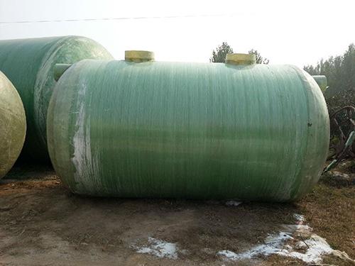 厕所改造玻璃钢化粪池