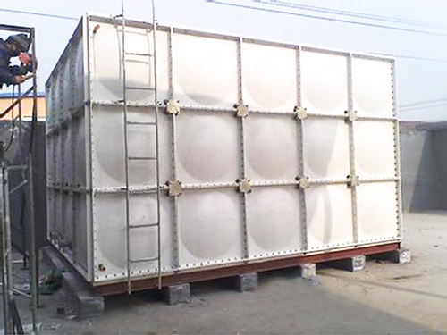 方型玻璃钢水箱